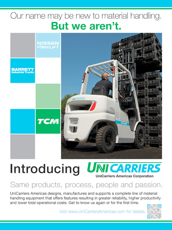 unicarriers rebate offer
