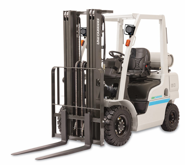 unicarriers platinum II forklift