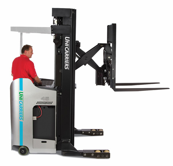 unicarriers srx electric reach truck