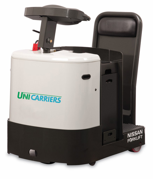 unicarriers electric tow tractor