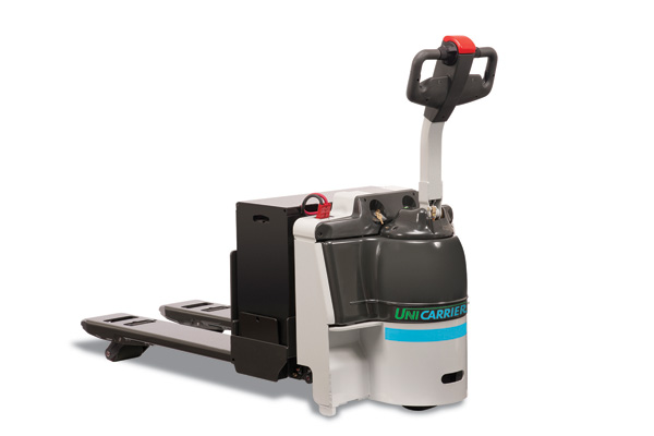 wpx pallet truck by unicarriers